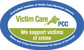 we support victims of crime
