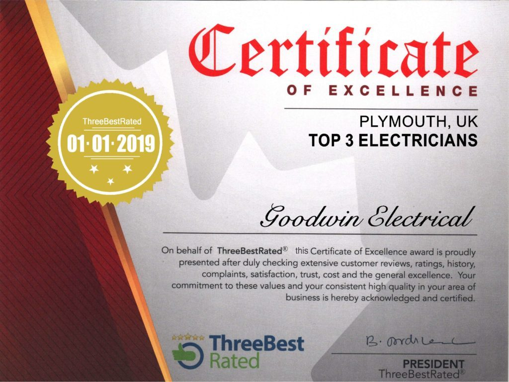 three-best-rated-certificate-of-excellence